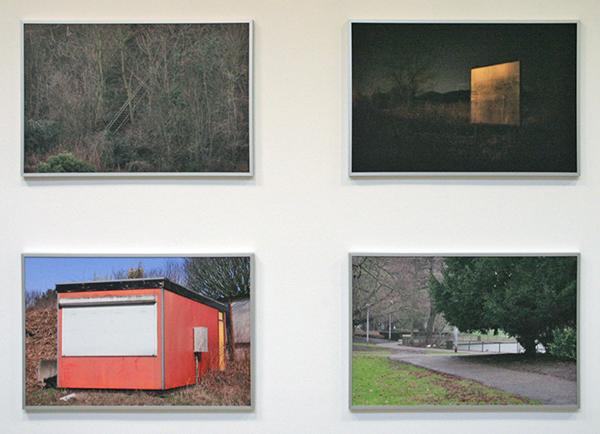 Vincent Martens - Werken uit de serie Vermist - 60x40cm Mat fotopapier gefixeerd op aluminium