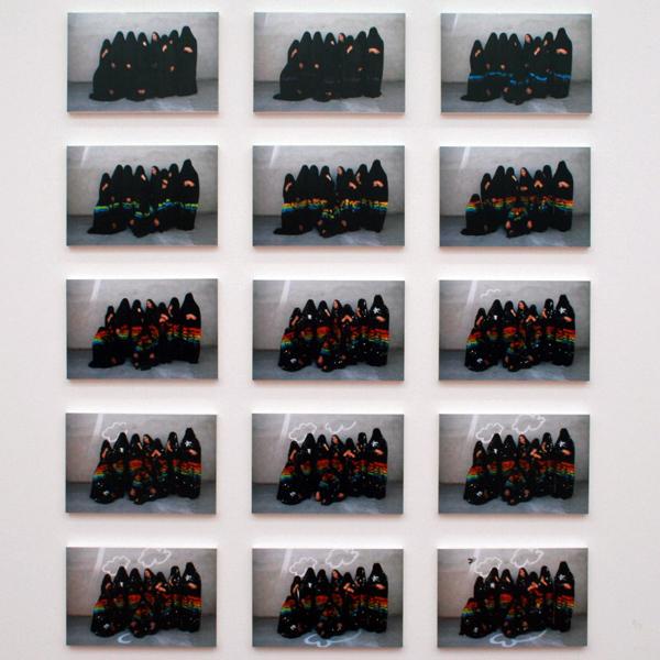 Waheeda Malullah - (geen titel) - 15 maal 24x36 Foto's