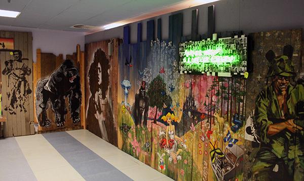 Walls & Majke Husstege - Overzicht