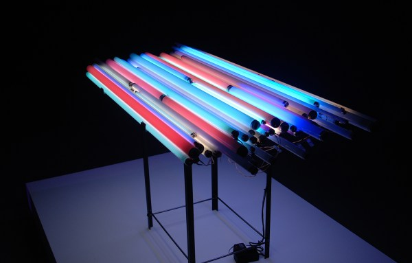 Willem Marijs - Black light table