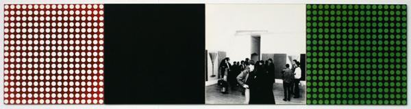 Willem Oorebeek - Zonder Titel - Lithografie op aluminium
