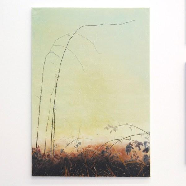 Willem Sanders - Bormida Landscape 03 - 200x140cm Olieverf op linnen 2013
