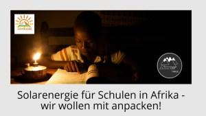 LOST TRACK Light2Learn soziales Projekt Kinder in Afrika Marokko Solar Solarenergie Wasser Strom Licht Zukunft