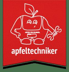 Lost Track Sponsor apfeltechniker iPhone Reparatur apfeltechniker.de