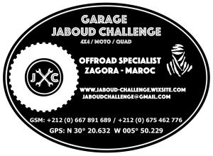LOST TRACK Reiseblog Afrika Marokko Sahara Wüste Offroad 4x4 Toyota Landcruiser HZJ78 Garage Jaboud Challenge Zagora Vanlife Werkstatt Mechaniker Logo Design