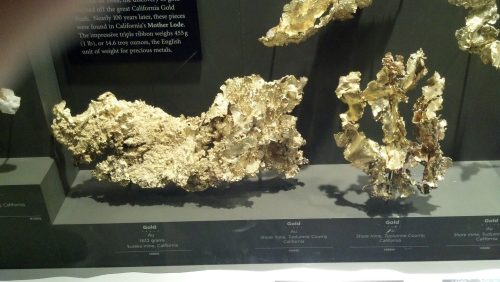 California Gold, Silver, and Copper Mines