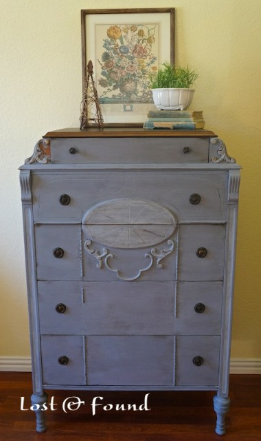 Dried Lavender Milk Paint