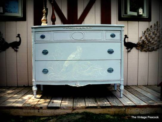 Painting Furniture With Chalk Paint 6