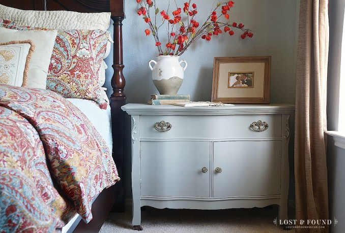 Maple Chest painted in Fusion Linen