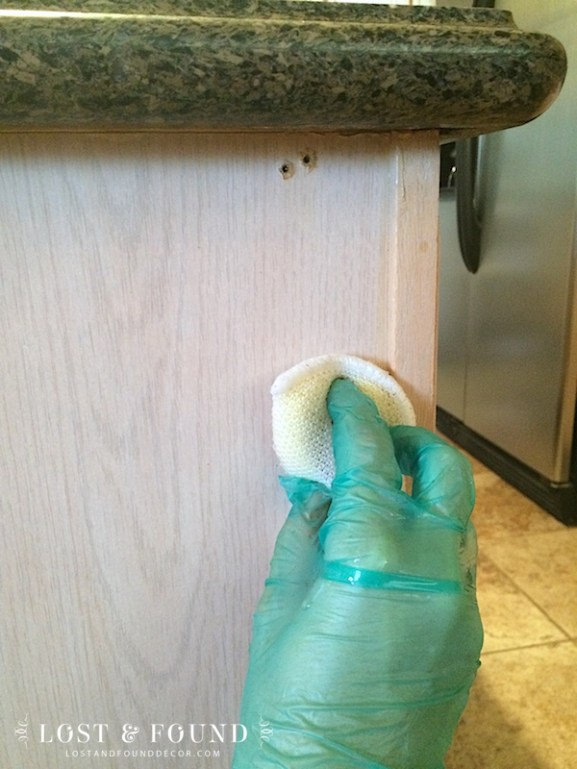 how to prep kitchen cabinets for painting with fusion mineral paint 2