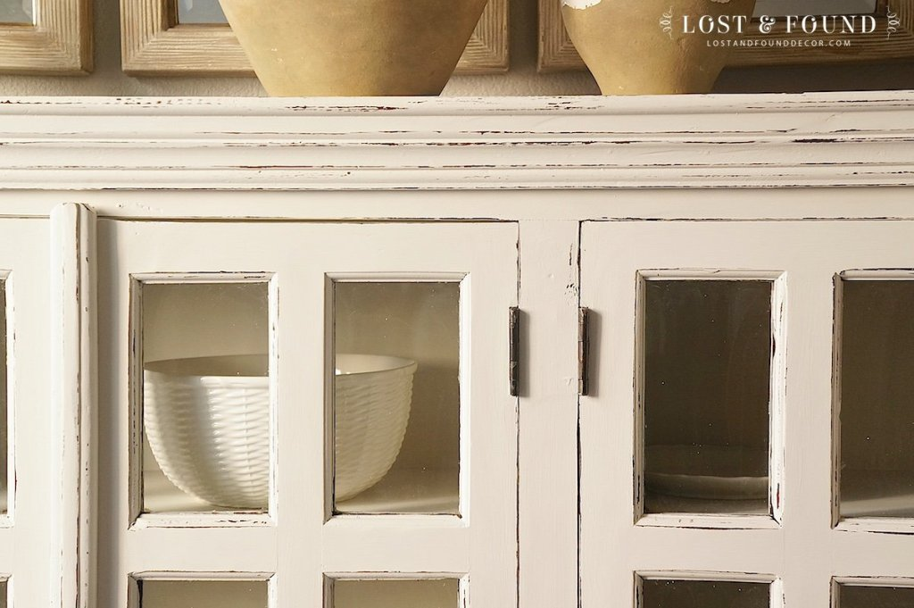 Dining Room Buffet Furniture Makeover Fusion Champlain