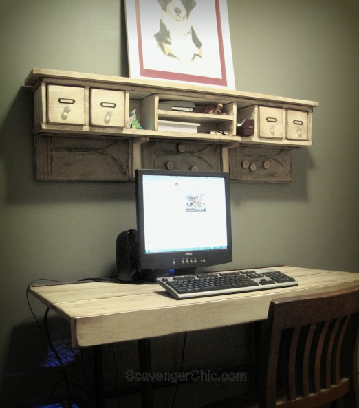Storage-and-Message-Area-above-a-desk-diy-014