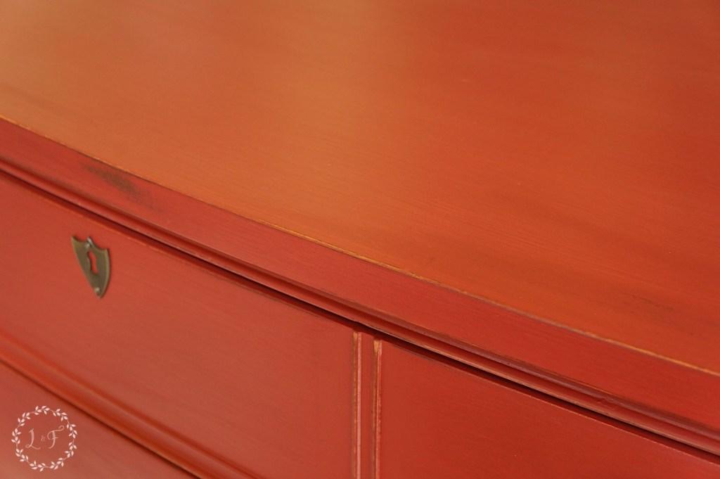 ft york red dresser 3