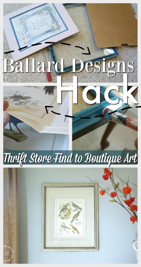 Ballard Designs Hack 1