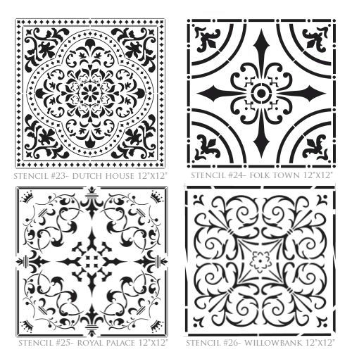 alberta-dames-ornate-design-stencil