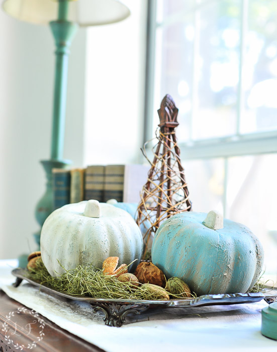 how-to-paint-dollar-store-pumpkins