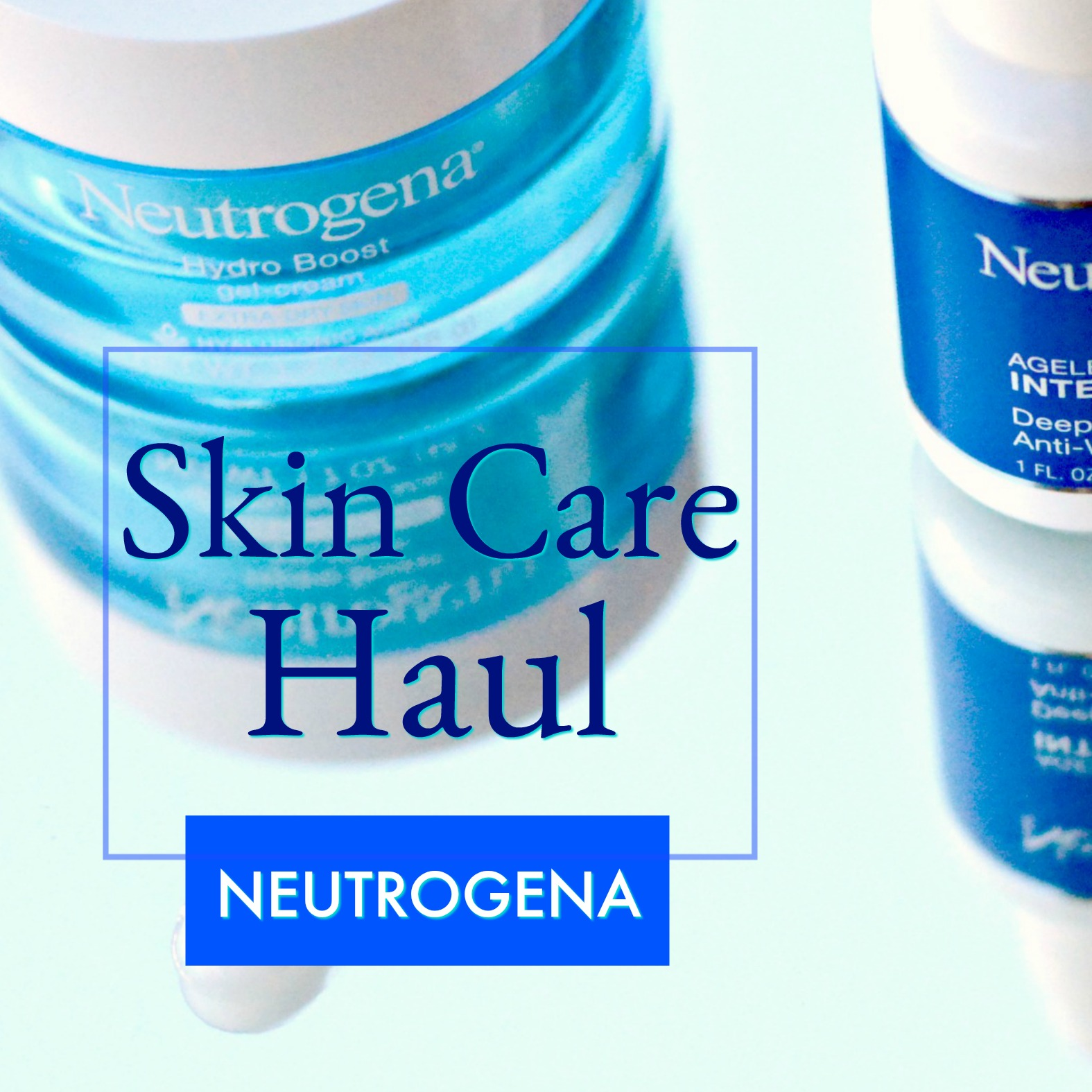 Beauty Haul #2 – Neutrogena Gesichtspflege