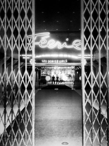 Entrée du Moulin Rouge