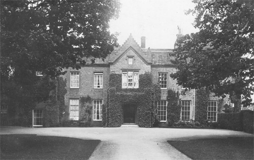Brome Hall England S Lost Country Houses