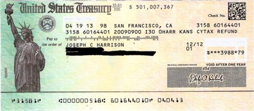 Image result for federal check