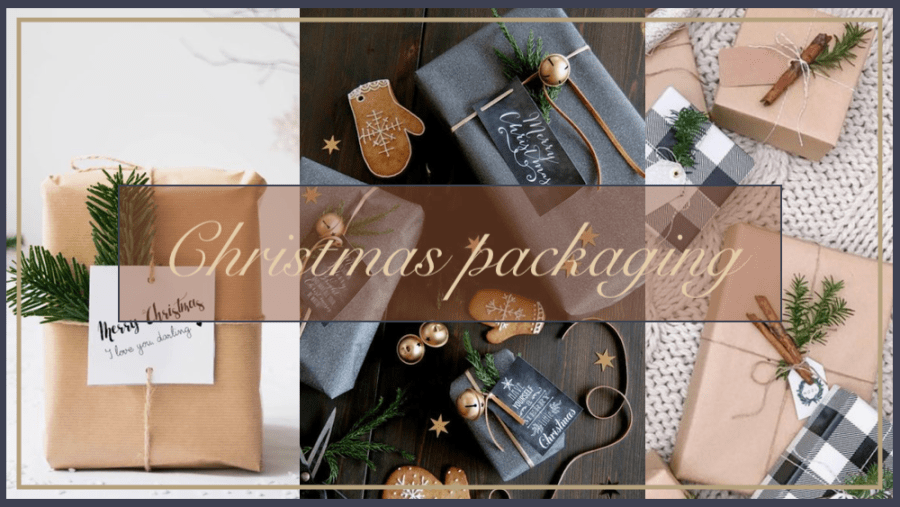 CHRISTMAS TIME: UN PACKAGING BEN FATTO PER DONARE EMOZIONI