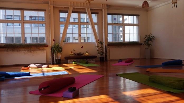 Centre for Higher Self Yoga Studio Wellington