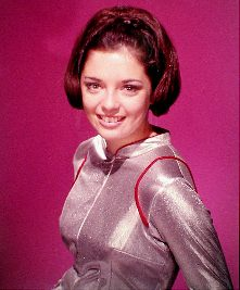 Angela Cartwright on Lost In Space