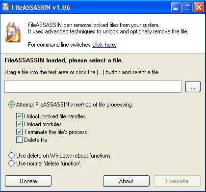 FileASSASSIN v1.06