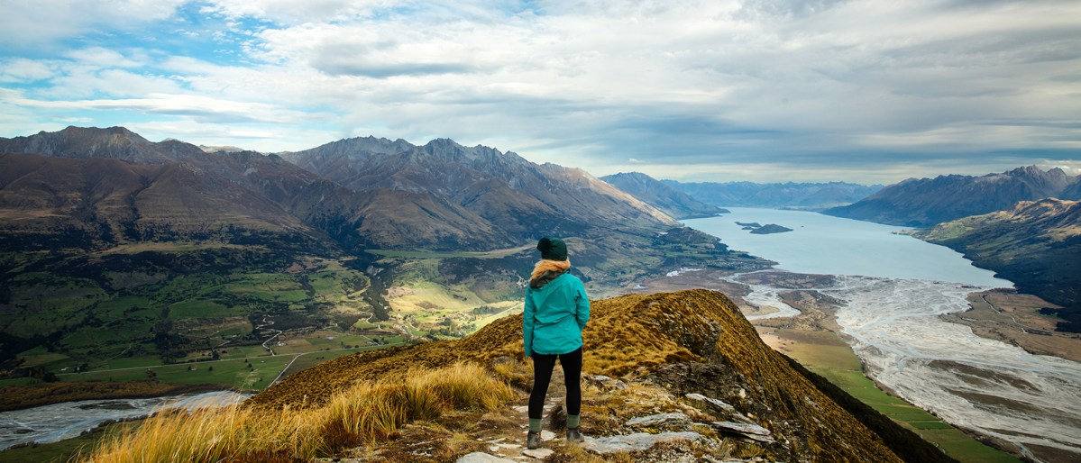 Mt Alfred: A hike in paradise