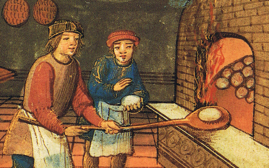 Medieval Education: Baker's Apprentice