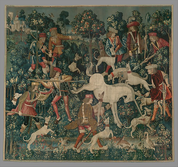 Wednesday Writing Hook #5: The Unicorn Defends Itself