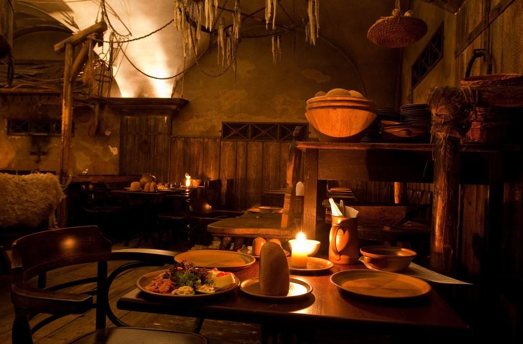 Medieval Inn and Tavern
