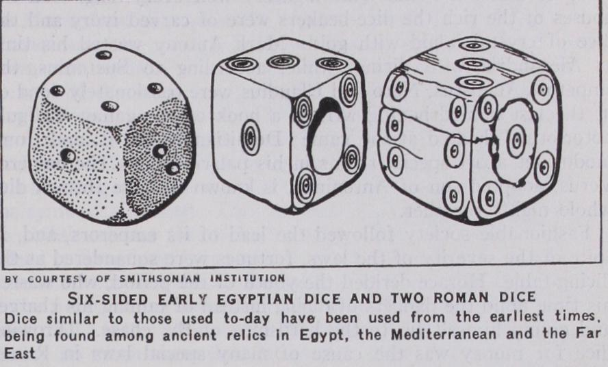Medieval gambling and ancient dice