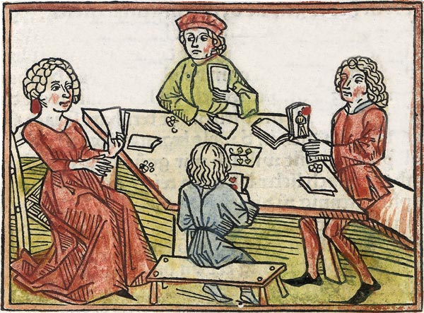 Medieval Gambling Games: Dice & Street Games