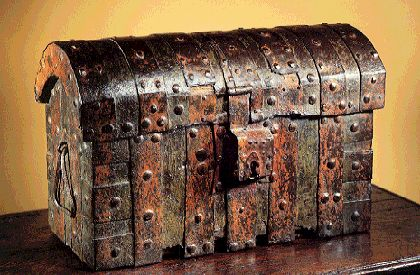 Medieval Baking strongbox