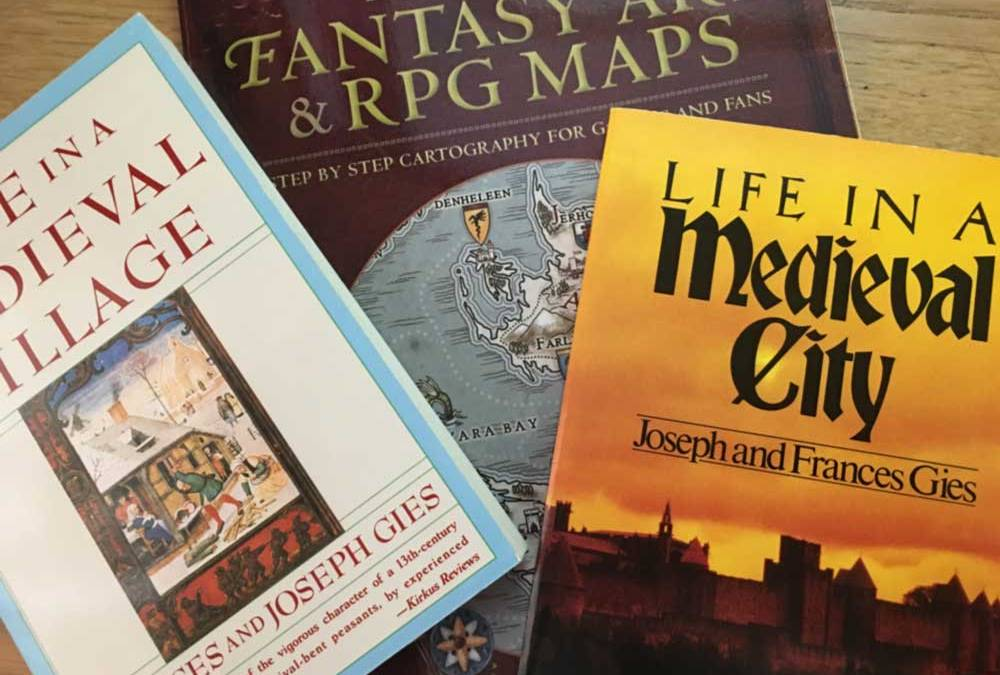 Celebrating 50 Articles with a Worldbuilding/RPG Raffle!