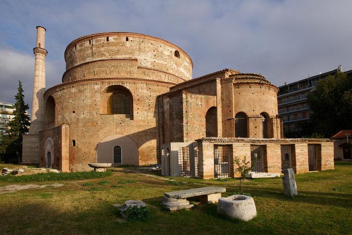 The Rotunda & Repurposing Buildings