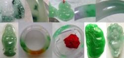 B and C grade jade