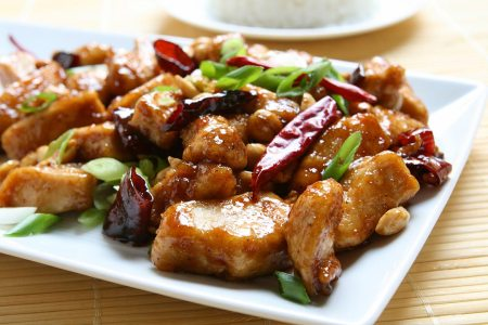 Photo: Kung Pao Chicken (Gong Bao Ji Ding)