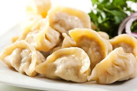 Photo: Chinese Dumplings (Jiao Zi)