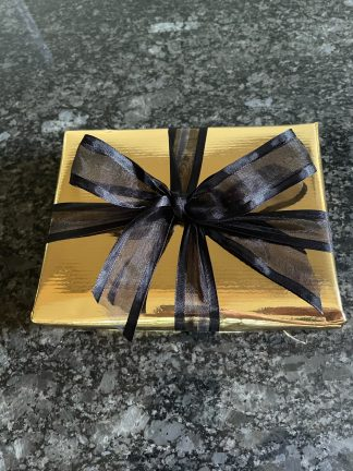 Gift wrapped 12 box
