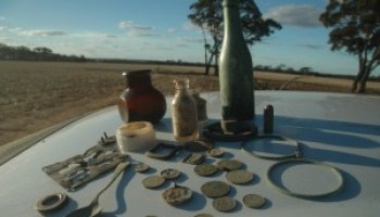 Pre-Decimal Australian Coins Found Metal Detecting   LostTreasure