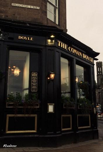 The Conan Doyle Pub