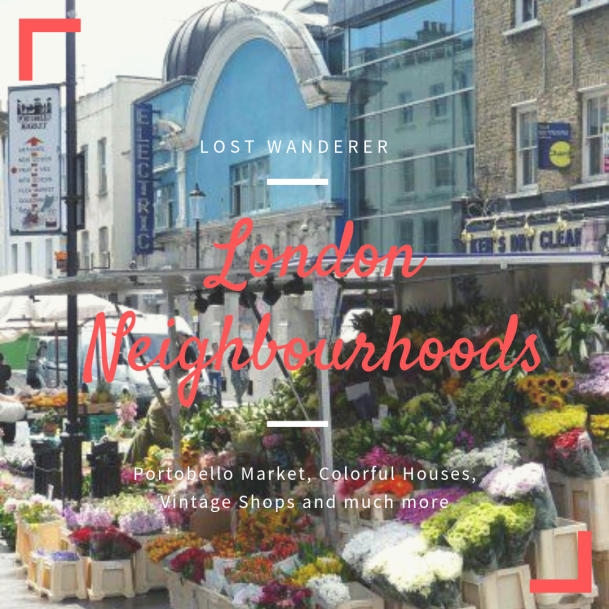 London neighbourhoods, notting hill, london guide, guida di londa, guida notting hill, notting hill instagrammabile