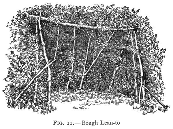 Bough lean to