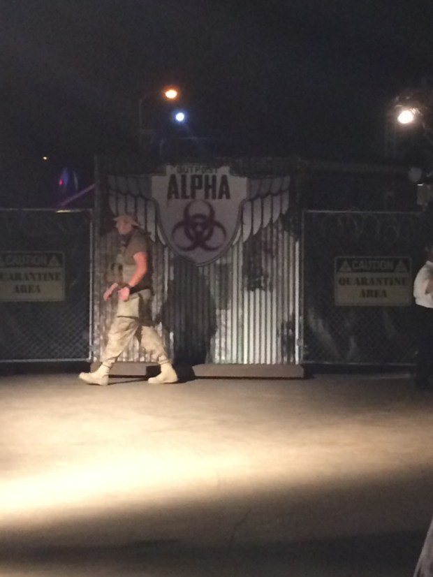 Special Ops: Infected Alpha