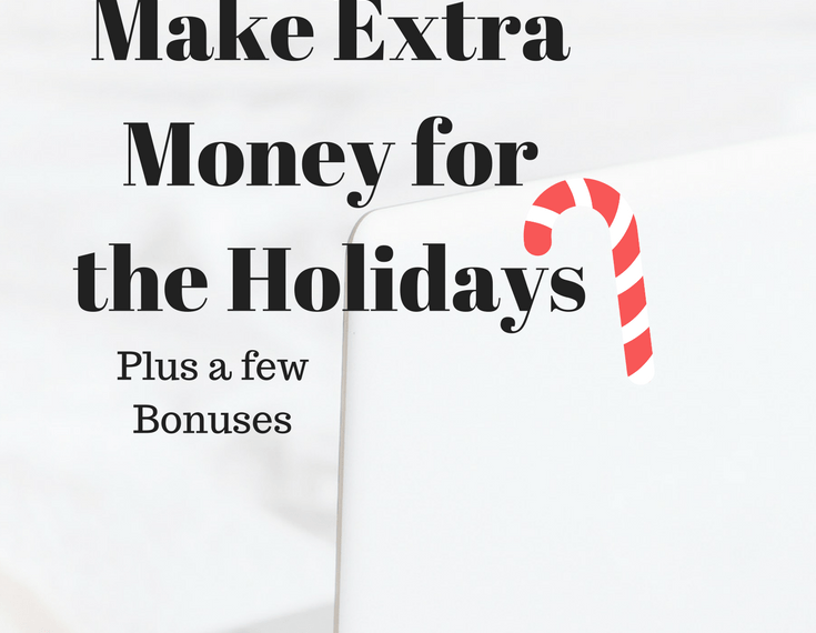 5 Ways to Make Extra Money on the Holidays