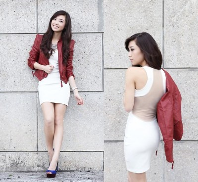 vestido-corto-chupa-de-cuero