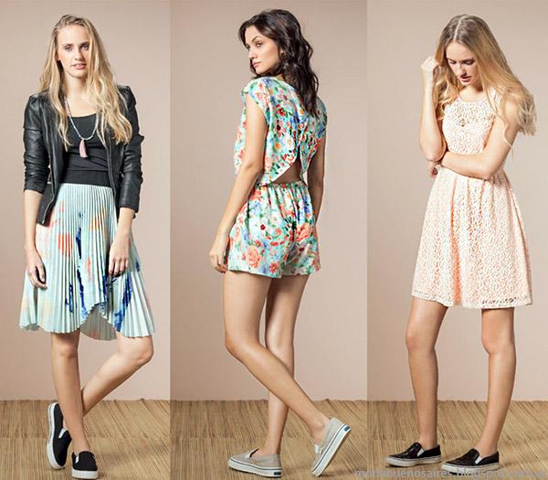 vestidos cortos 2015