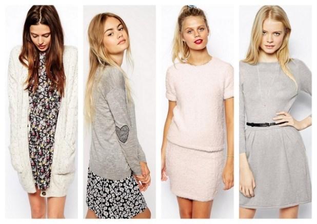 vestidos cortos que no pasan de moda